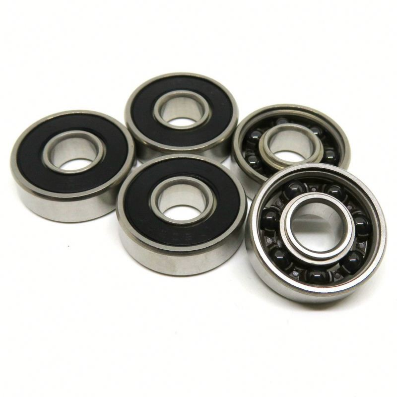 7 mm x 26 mm x 9 mm  NSK 637 VV deep groove ball bearings