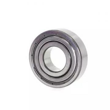 45 mm x 75 mm x 23 mm  ISO NCF3009 V cylindrical roller bearings