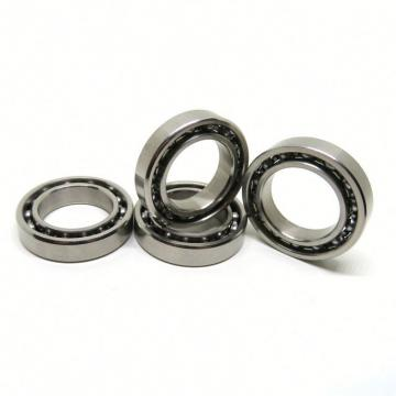 90 mm x 160 mm x 30 mm  NSK 6218VV deep groove ball bearings