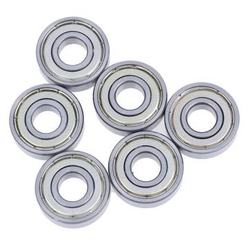 55 mm x 100 mm x 21 mm  NSK 7211CTRSU angular contact ball bearings